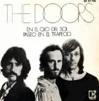 Cover The Doors - In The Eye Of The Sun