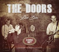 Cover The Doors - Live Box
