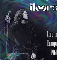 Cover The Doors - Live In Europe, 1968