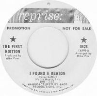 Cover The First Edition - I Found A Reason