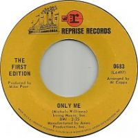 Cover The First Edition - Only Me