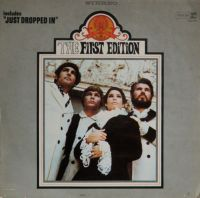 Cover The First Edition - The First Edition