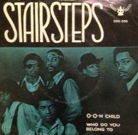 Cover The Five Stairsteps - O-o-h Child