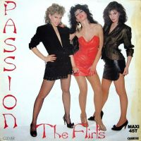 Cover The Flirts - Passion