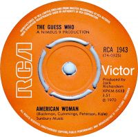 Cover The Guess Who - American Woman