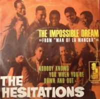 Cover The Hesitations - The Impossible Dream