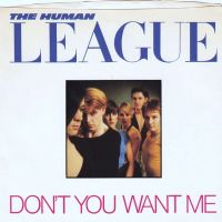 Cover The Human League - Don't You Want Me