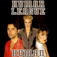 Cover The Human League - Human