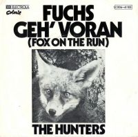 Cover The Hunters - Fuchs geh' voran