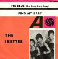 Cover The Ikettes - I'm Blue