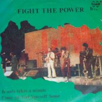 Cover The Isley Brothers - Fight The Power
