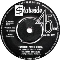 Cover The Isley Brothers - Twistin' With Linda