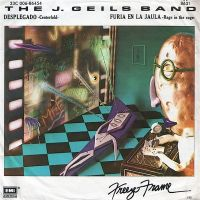 Cover The J. Geils Band - Centerfold