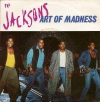 Cover The Jacksons - Art Of Madness