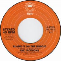 Cover The Jacksons - Blame It On The Boogie