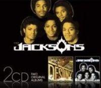 Cover The Jacksons - Destiny + Triumph