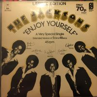 Cover The Jacksons - Enjoy Yourself