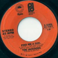 Cover The Jacksons - Find Me A Girl