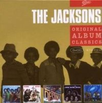 Cover The Jacksons - Original Album Classics - Box Set