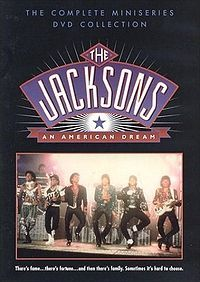 Cover The Jacksons - The Jacksons: An American Dream