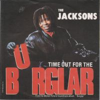 Cover The Jacksons - Time Out For The Burglar