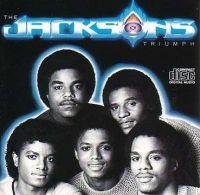 Cover The Jacksons - Triumph
