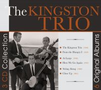 Cover The Kingston Trio - 6 Original Albums