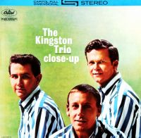 Cover The Kingston Trio - Close-Up