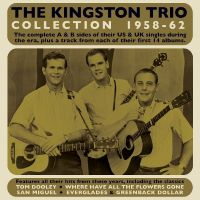 Cover The Kingston Trio - Collection 1958-1962