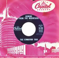 Cover The Kingston Trio - Coming From The Mountains