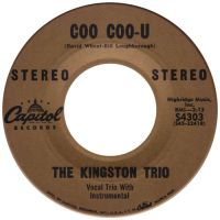 Cover The Kingston Trio - CooCoo-U