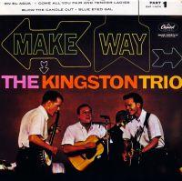 Cover The Kingston Trio - En el agua