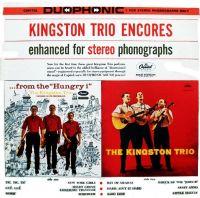 Cover The Kingston Trio - Encores