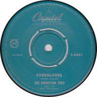 Cover The Kingston Trio - Everglades
