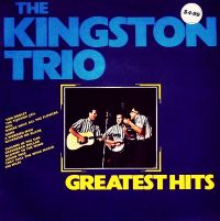 Cover The Kingston Trio - Greatest Hits