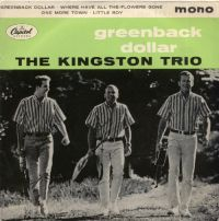 Cover The Kingston Trio - Greenback Dollar