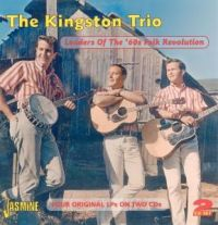 Cover The Kingston Trio - Leaders Of The 60's Folk Revolution