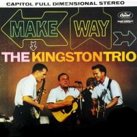 Cover The Kingston Trio - Make Way