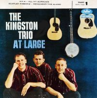 Cover The Kingston Trio - M.T.A.