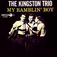 Cover The Kingston Trio - My Ramblin' Boy