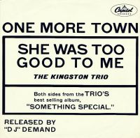 Cover The Kingston Trio - One More Town