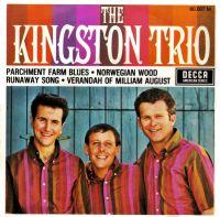 Cover The Kingston Trio - Parchment Farm Blues