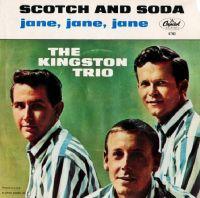 Cover The Kingston Trio - Scotch And Soda