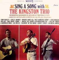 Cover The Kingston Trio - Sing A Song With The Kingston Trio