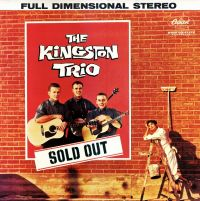 Cover The Kingston Trio - Sold Out