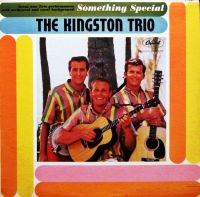 Cover The Kingston Trio - Something Special