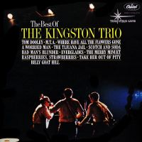 Cover The Kingston Trio - The Best Of The Kingston Trio
