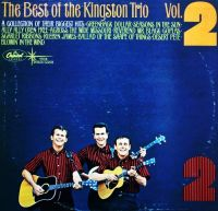 Cover The Kingston Trio - The Best Of The Kingston Trio Vol. 2