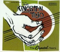 Cover The Kingston Trio - The Capitol Years