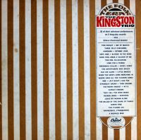 Cover The Kingston Trio - The Folk Era